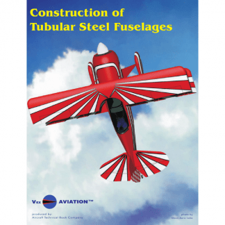 Construction of Tubular Steel Fuselages ISBN 9780977489602 Dave Russo